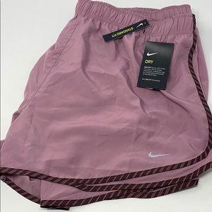 Nike dri fit shorts purple 2X
